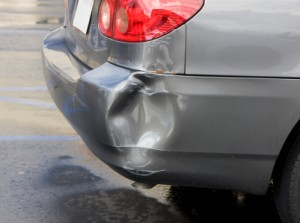 If you backed into something would full coverage auto insurance cover it?